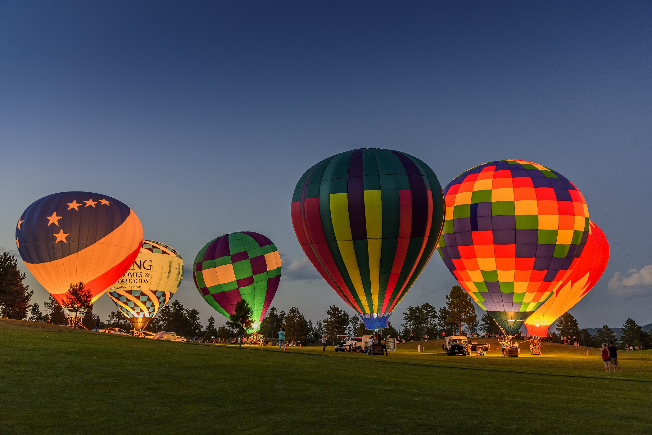 Fall River Balloon Festival